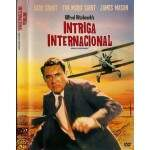 Intriga Internacional - Semi Novo - ORIGINAL( SNAP CASE )