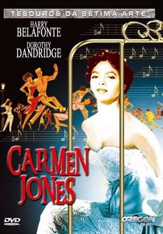 Carmen Jones - SEMI-NOVO - ORIGINAL