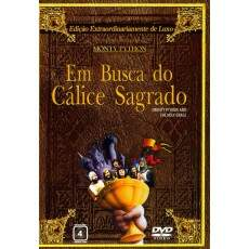 Em Busca do Cálice Sagrado -DUPLO -SEMI-NOVOORIGINAL RARO