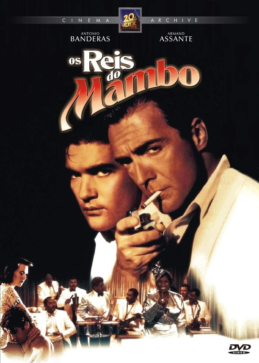 Os Reis do Mambo (THE MAMBO KINGS, 1992)