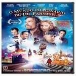 O Mundo Imaginario do Doutor Parnassus - Semi-Novo Original revisado