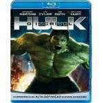 O Incrivel Hulk - Blu Ray - Semi-Novo