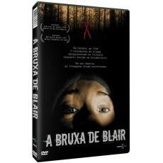 A Bruxa de Blair -  SEMI-NOVO REVISADO
