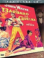 O Bárbaro e a Gueixa  (The Barbarian And The Geisha) 1958 ORIGINAL LACRADO