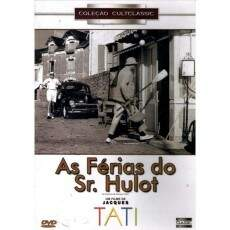 As Férias do Sr. Hulot1936 - ORIGINAL LACRADO