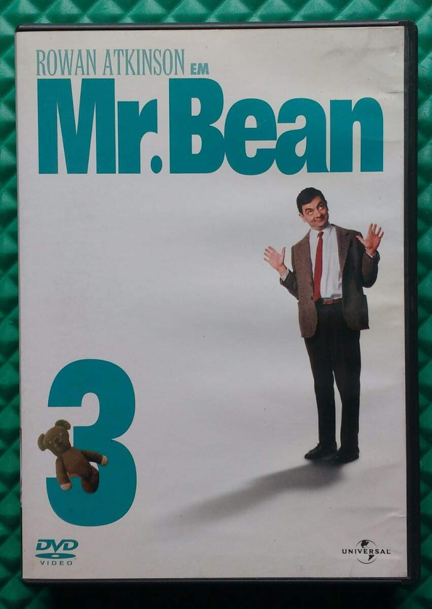 Mr. Bean Volume 3 - SEMI NOVO REVISADO