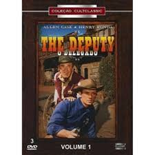 The Deputy - O Delegado Vol 1 (3 DVDs)  NOVO LACRADO