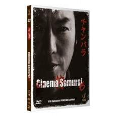 Cinema Samurai - Vol. 6 (DIGISTACK COM 3 DVDs)  NOVO LACRADO