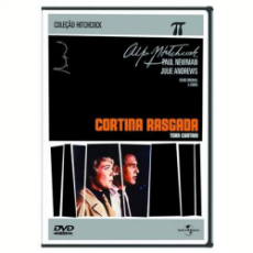 Cortina Rasgada ( Torn Curtain ) 1966 - Hitchcock - ORIGINAL LACRADO