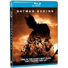 Batman Begins - Blu Ray Importado Semi Novo