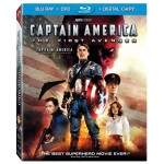 Captan America - The First Avenger - Blu-Ray Importado - Semi Novo