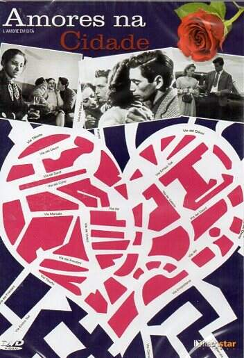 Amores Na Cidade  (LAmore in Città)  1953