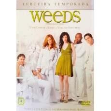 Weeds - 3ª Temporada - Semi Novo Revisado