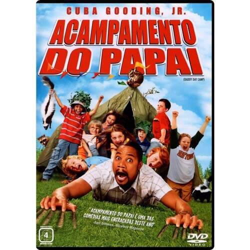 Acampamento do Papai - SEMI-NOVO REVISADO