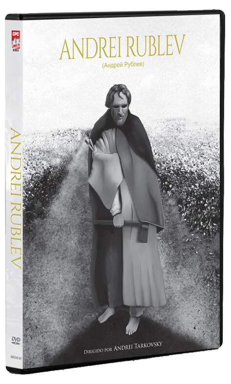Andrei Rublev - DVD -