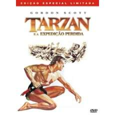 Tarzan e a Expedição Perdida  (Tarzan and the Lost Safari)  1957