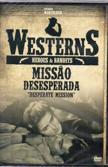 Missão Desesperada ( The Desperate Mission ) 1969NOVO LACRADO