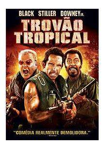 Trovão Tropical  SEMI-NOVO REVISADO