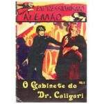 O Gabinete Do Dr. Caligari 1920 -  SEMI-NOVO REVISADO