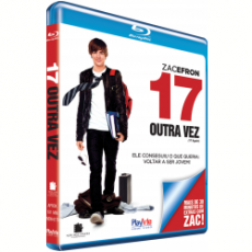 17 Outra Vez (Blu-Ray)