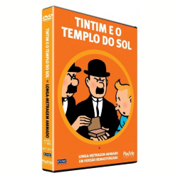 Tintim e O Templo do Sol