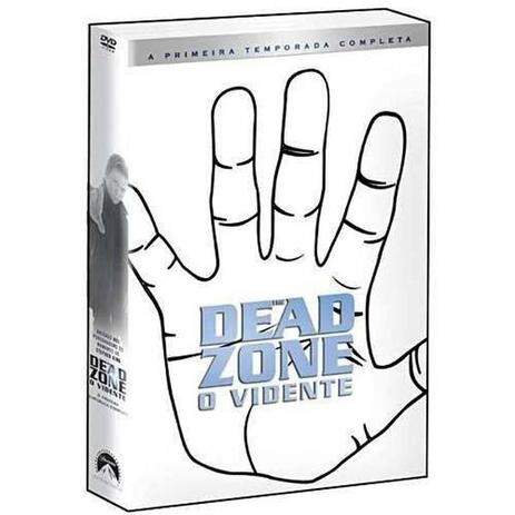 The Dead Zone - O Vidente - 1 Temp - 4 Discos - NOVO LACRADO