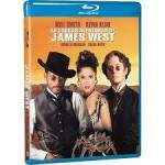 As Loucas Aventuras de James West - BLU-RAY NOVO LACRADO  RARO