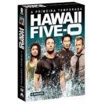 Hawaii Five-0 1ª Temporada -  6 DISCOS   -  SEMI-NOVO REVISADO