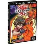 Bakugan Battle Brawlers: 1ª Temporada - Duplo -  SEMI-NOVO REVISADO