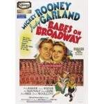 Calouros Da Broadway - Mickey Rooney -  NOVO LACRADO FORA DE CATALOGO  RARO