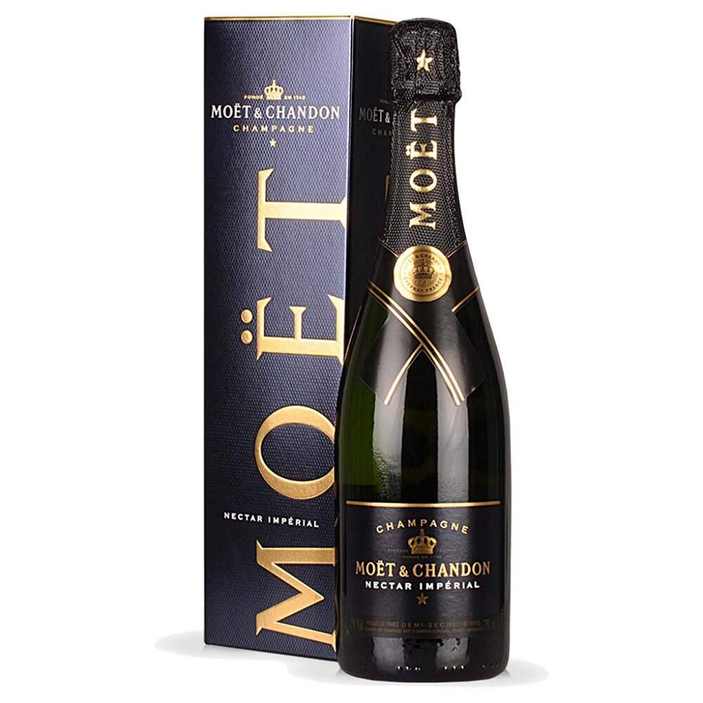 Moët  Chandon Nectar Imperial 750ml.