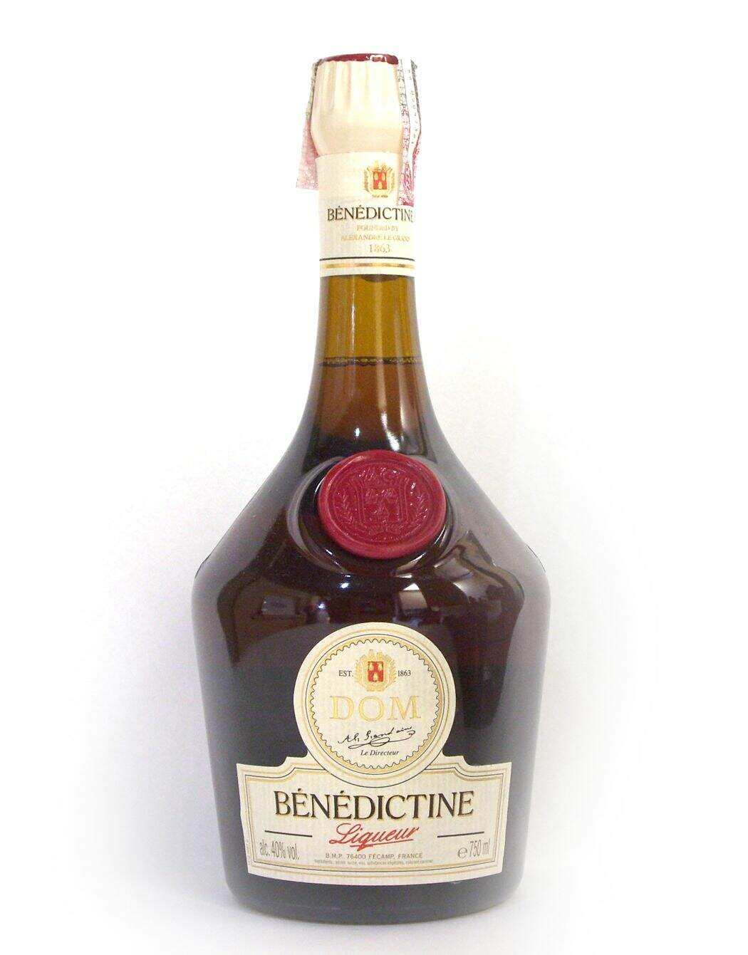 Licor Benedictine 750ml