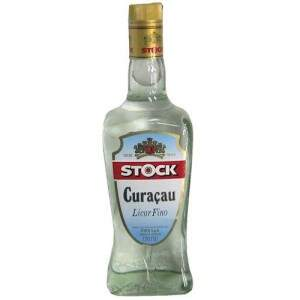 Licor Stock Curaçau 720ml.