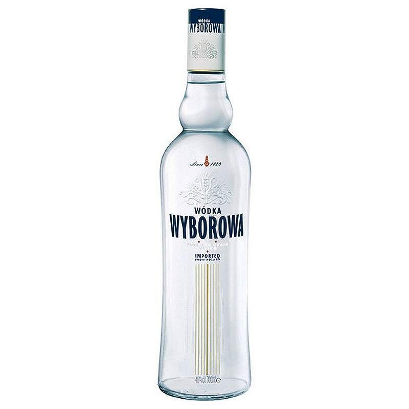 Vodka Wiborowa 1000ml.