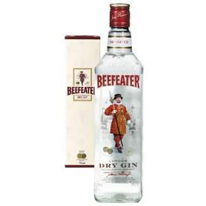 Gin Beefeater London Dry 750ml.