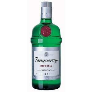 Gin Tanqueray Dry 750ml.