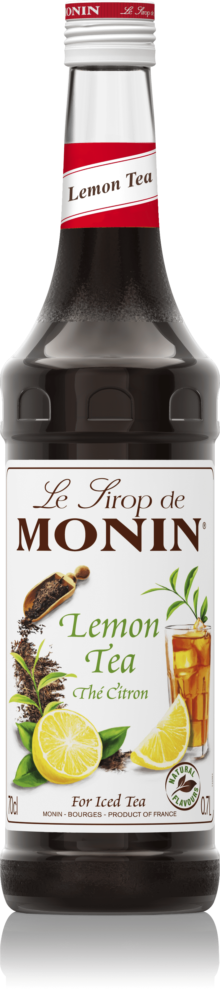 Xarope Monin Lemon Tea / Thé Citron 750ml.