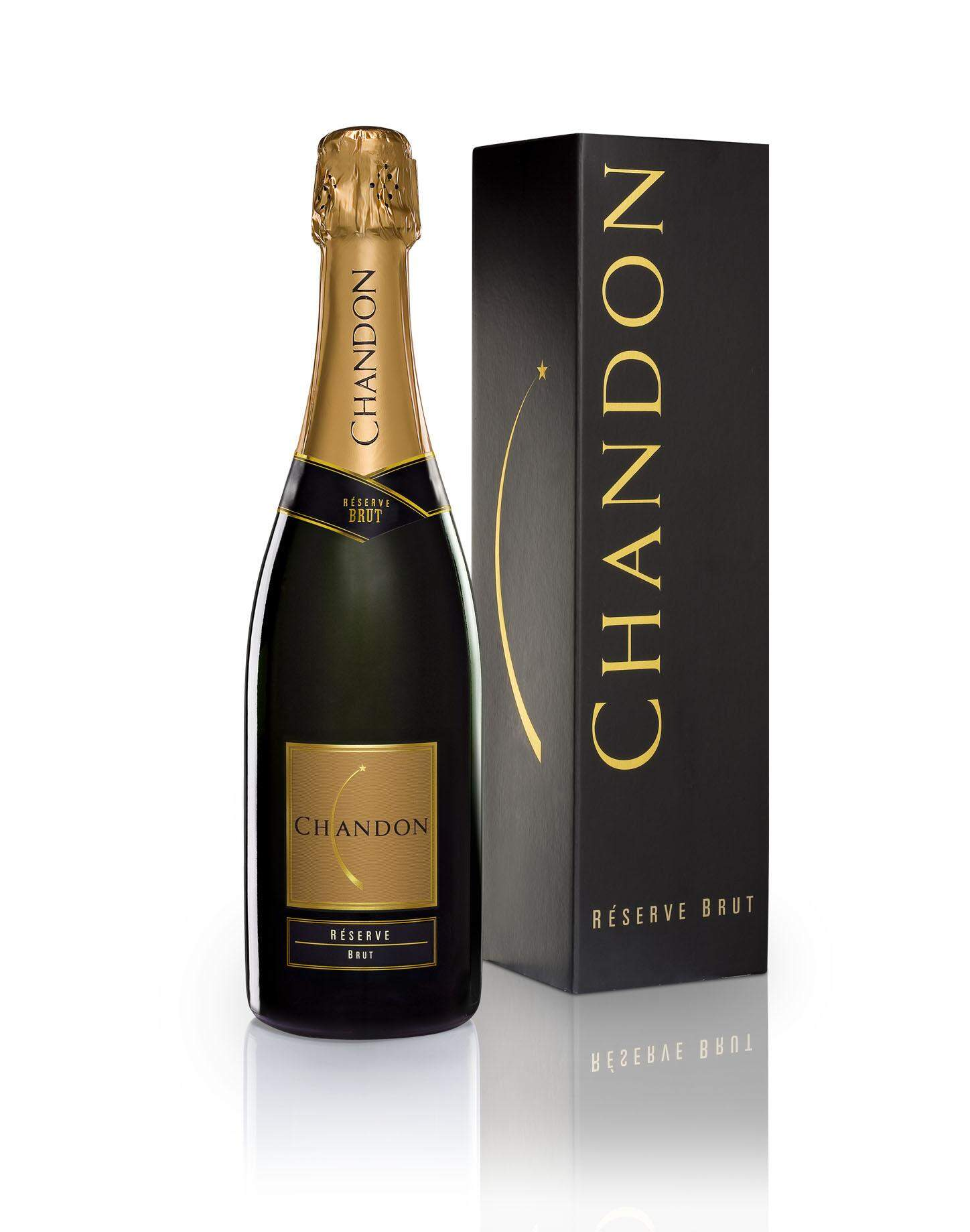 Espumante Chandon Reserve Brut 750ml.