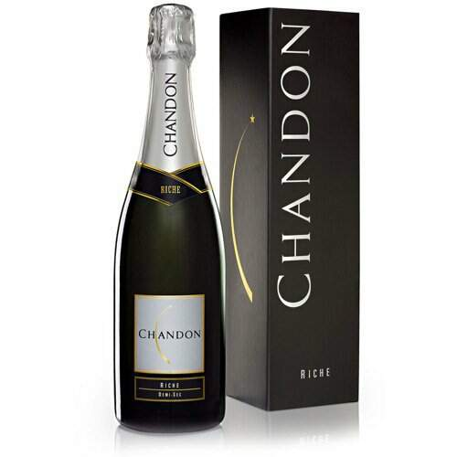 Espumante Chandon Demi Sec 750ml.