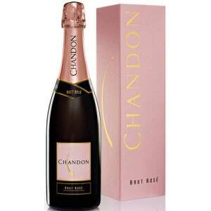 Espumante Chandon Brut Rosé 750ml.