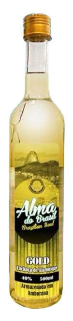 Alma do Brasil Gold 500ml