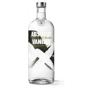 Absolut Vanilia 750ml