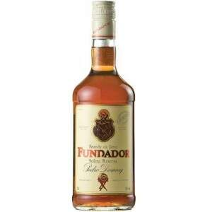 Conhaque Importado Fundador 700ml.