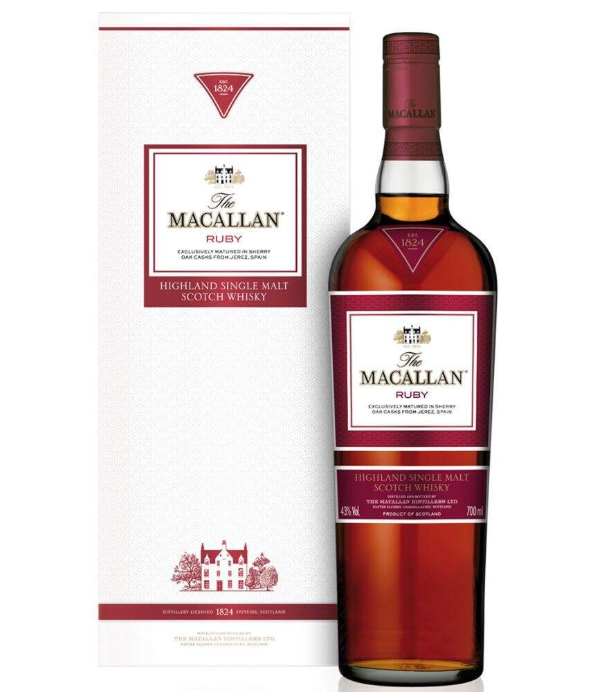 Whisky The Macallan Ruby 700ml