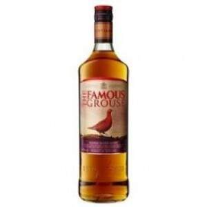 Whisky Famous Grouse 8 anos 750ml