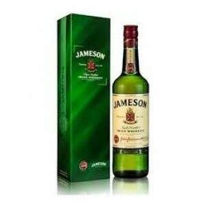 WHISKY IRLANDES JAMESON 08 ANOS 1000 ML