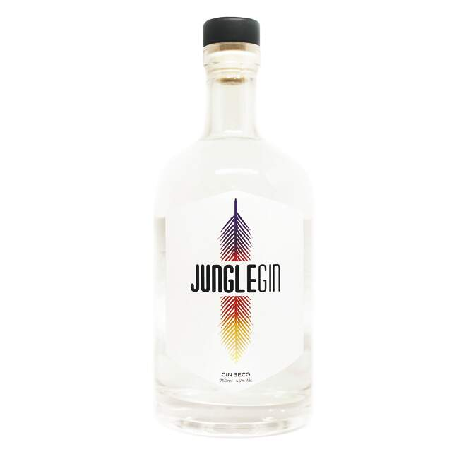 GIN JUNGLE GIN 750 ML