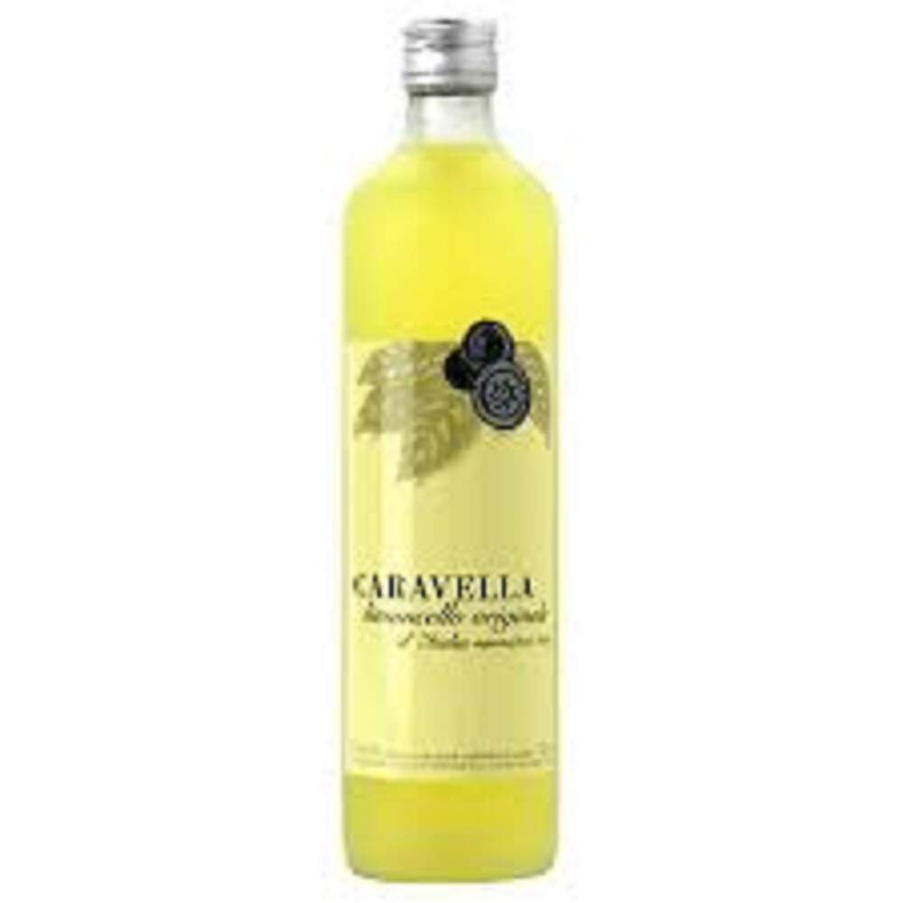 Licor Limoncello Caravella 750 ml