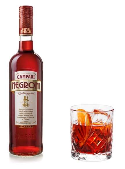 Campari Negroni 700 ml