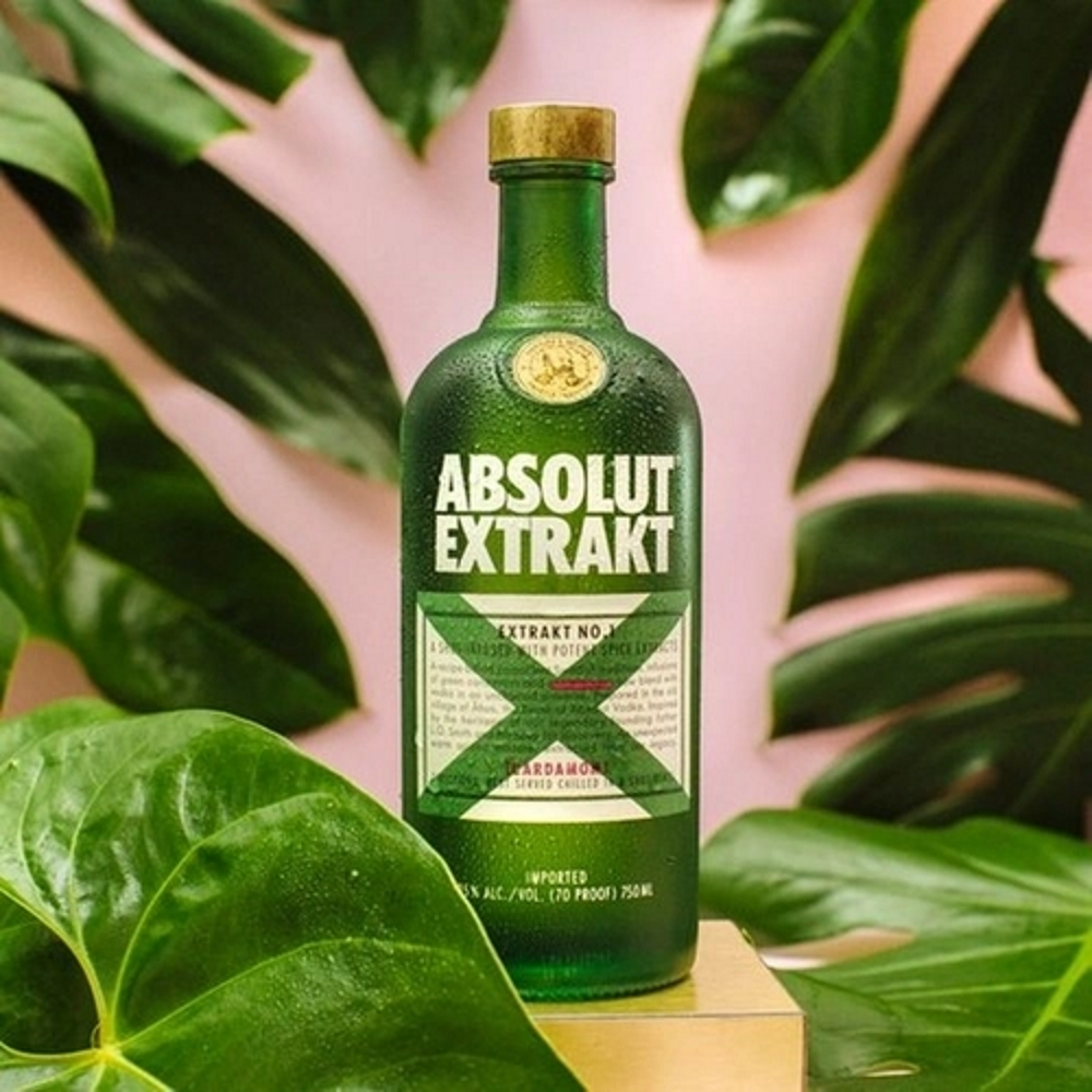 Vodka Absolut Extrakt, 750 ml